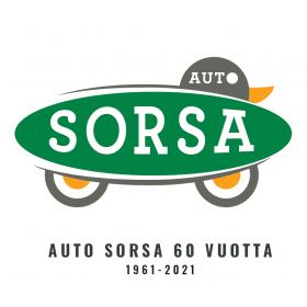 Logo Auto Sorsa 1961-2021